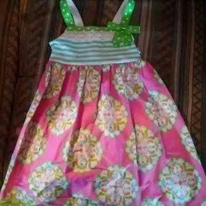 Bonnie Jean Toddler Girl Spring dress